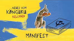 Manifest | Neues vom Känguru reloaded mit Marc-Uwe Kling