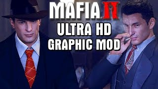 Mafia 2 PC Ultra HD Graphic Mod Gameplay German #03 - Echter Mafiosi