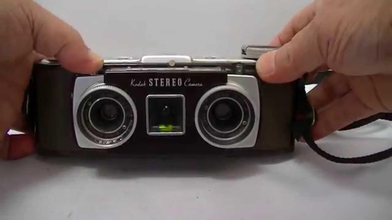 kodak stereo mts youtube rh youtube com Camera Kodak Stereo Slides Kodak Stereo Camera Vintage
