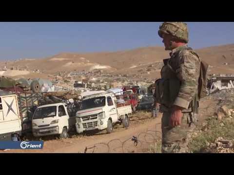 دفعة جديدة من اللاجئين السوريين تعود من لبنان  - 14:53-2018 / 10 / 16