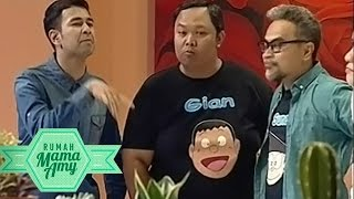 Dubber Seru Doraemon, Shizuka, Suneo, Giant, Nobita - Rumah Mama Amy (31/8)