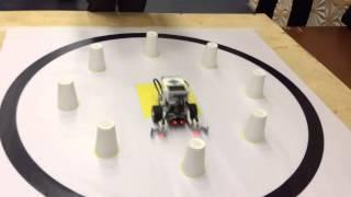 Соревнования по Лего робототехнике