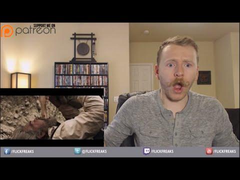 Bone Tomahawk - Official Trailer #1 (Reaction & Review)