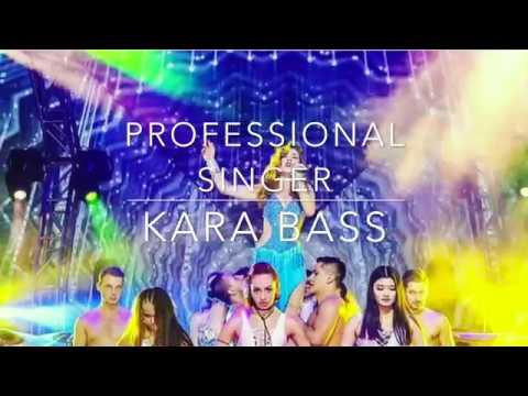 Kara Bass Professional Singer Show Reel