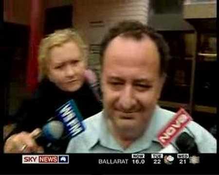 Sky News report on Australian Politician Paedophile