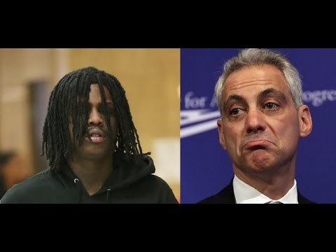 """Chief Keef Wants to Run For Mayor And Blasts Current Chicago Mayor """"Rahn Emanuel"""""""