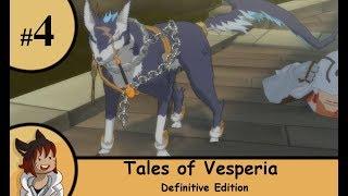 Tales of Vesperia DE part 4 - Good boy joins the party