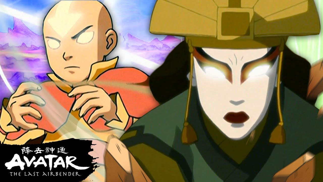 Download Every Avatar State Ever! ft. Aang, Korra, & Kyoshi! 🌪🔥 Avatar: The Last Airbender