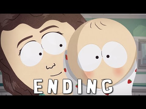 SOUTH PARK THE FRACTURED BUT WHOLE ENDING / FINAL BOSS - Walkthrough Gameplay Part 17 (PS4 Pro)