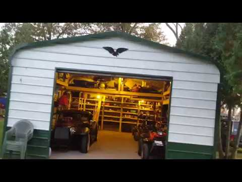 New Garage Review Eagle Carports What A Great Deal Youtube