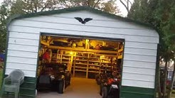 New Garage Review Eagle Carports What a great deal