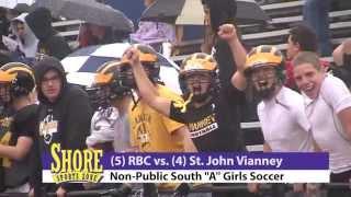 Red Bank Catholic 1 Saint John Vianney 0  - State Girls Soccer