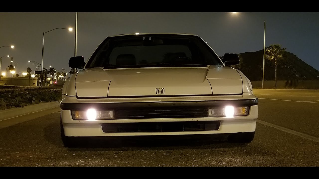 3rd Gen HONDA Prelude Si 4WS (1990) On Bring A Trailer NOW
