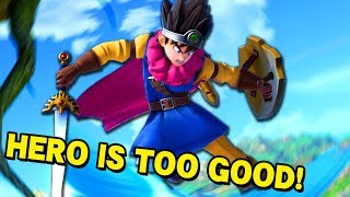 HERO IS BROKEN!! First Impressions and Online Gameplay