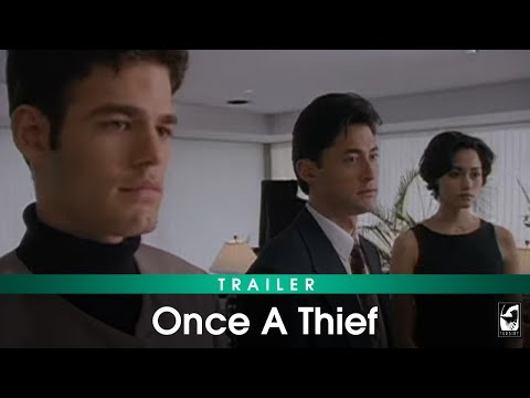 John Woo's Once A Thief (DVD Trailer)
