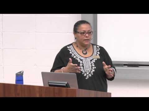 #LochTalks - Dr. Susan McFarlane-Alvarez - Peopled publicity