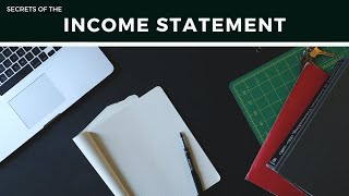 Secrets of the Income Statement - South Africa 2019