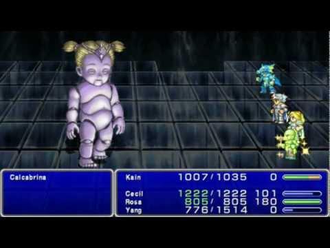Final Fantasy IV (PSP) - Calcabrina (カルコブリーナ)