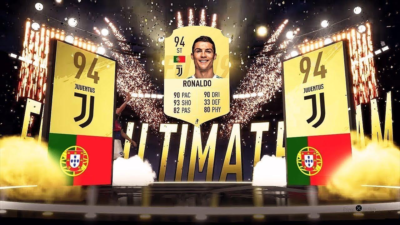 Packs Fifa 19