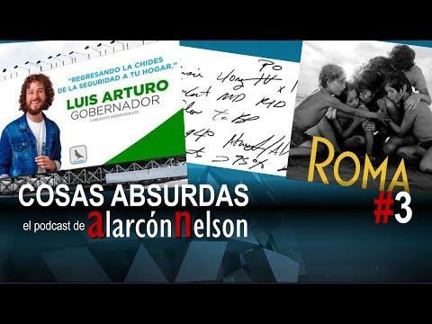 """▶ COSAS ABSURDAS #3 - Luisito Comunica """"Gobernador"""" - La letra de los médicos - Roma en """"español"""" 😆"""