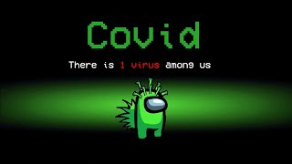 COVID in Among Us