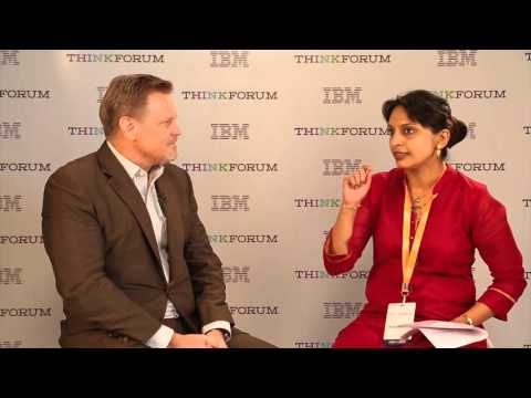 In Conversation with Randy Walker, Chairman & CEO, IBM Asia Pacific at THINK Forum 2016