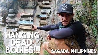 Hanging Coffins Of Sagada Phillippines
