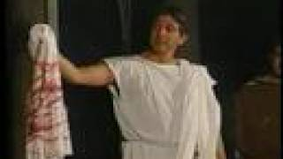 "Marc Antony funeral oration from ""Julius Caesar"""
