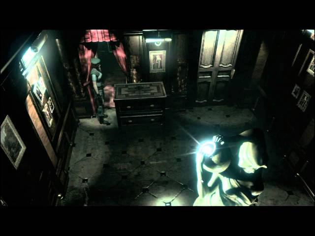 Let's play: Resident Evil Rebirth (PC)