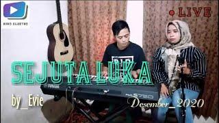 Lagu dangdut SEJUTA LUKA-cover Evie-Versi Orgen tunggal_HD.