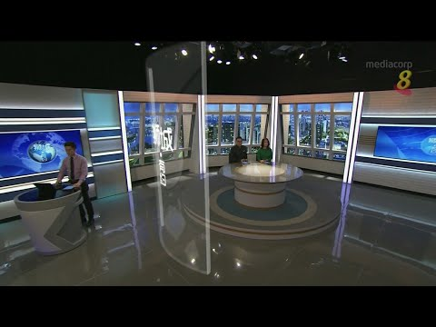 Mediacorp Channel 8 Hello Singapore 狮城有约 - 18 Oct 2019