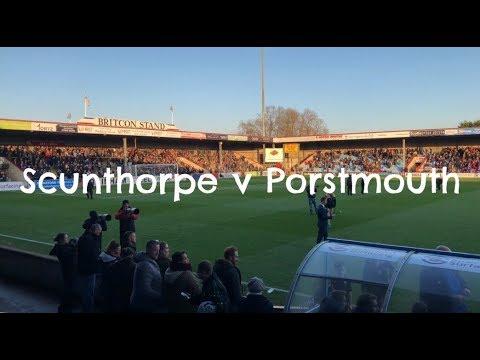 Scunthorpe V Portsmouth