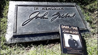 1169 Grave Of John Gilbert - Great Lover Of The Silent Screen - Jordan Travel Vlog 101919