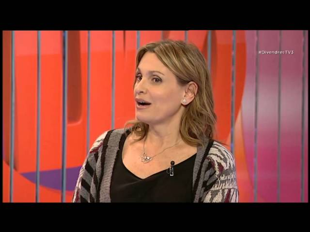 TV3 - Divendres - Ainhoa Arteta ens interpreta