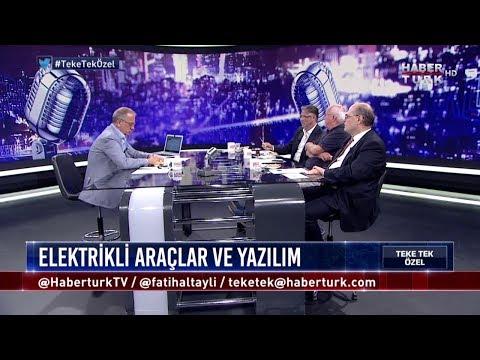 Teke Tek Özel - 1 Temmuz 2018 (Türkiye'nin Otomotiv Macerası)