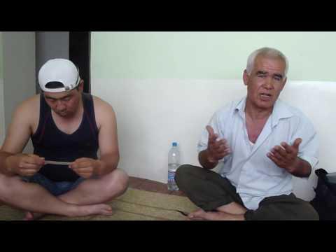 Sabirzhon--A Korean speaking Uzbek in Uzbekistan