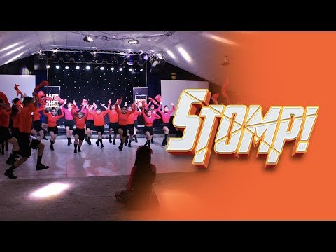 Stomp - 2º Lugar - Mega Crew Urban Dance  | We Just Dance 2017