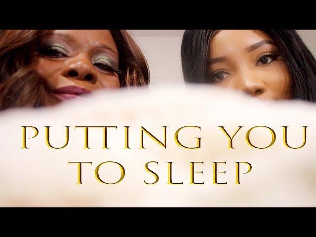 ASMR Putting You To Sleep Comfort Triggers | Spirit & Nadine