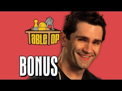 Sam Witwer extended interview from Dragon Age - TableTop ep. 19
