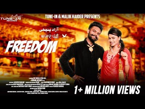 Freedom (Azadi) || Rb Sidhu || New Punjabi Songs 2018 || Tune-in Records