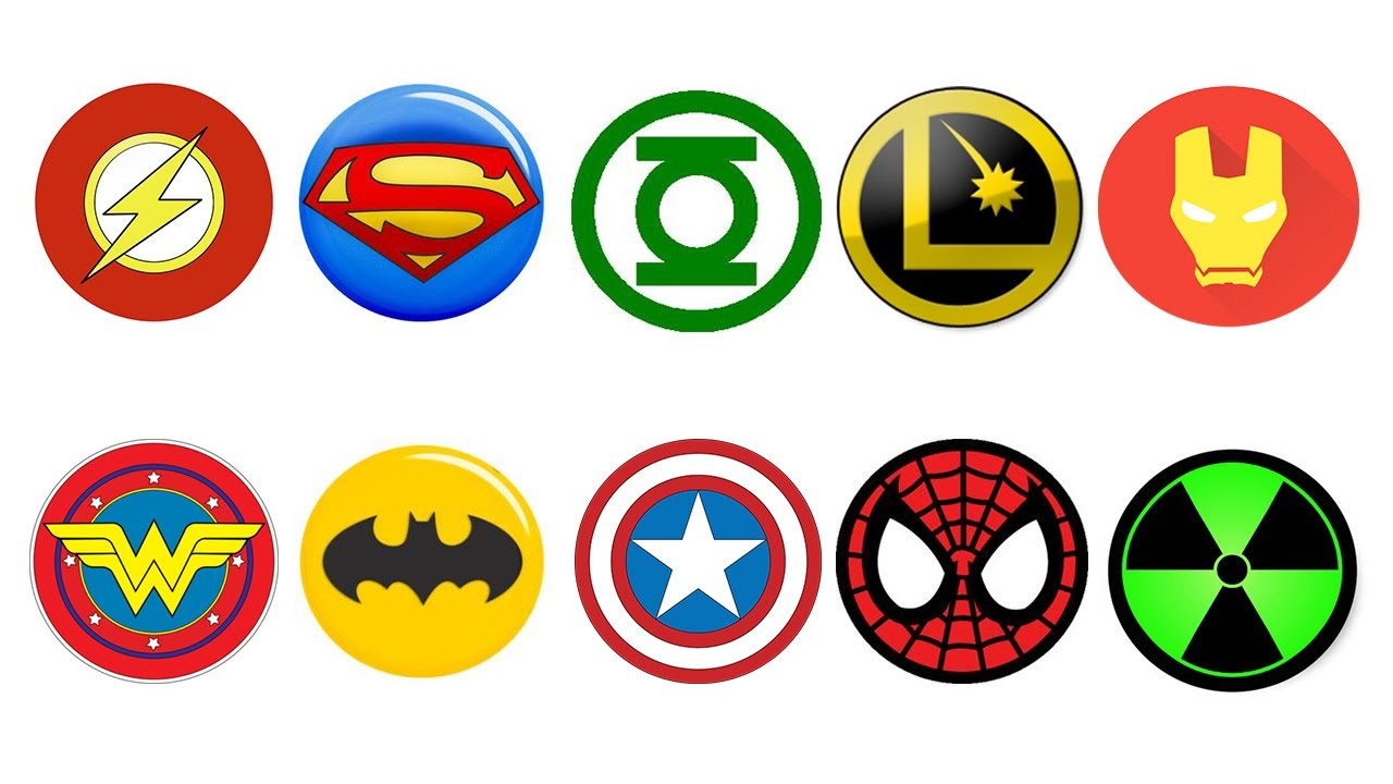 Superhero Logos Coloring Pages Custom Superheroes Coloring Pages For Kids  Superheroes Logo Coloring .