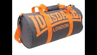 Спортивная сумка Lonsdale Barrel Bag