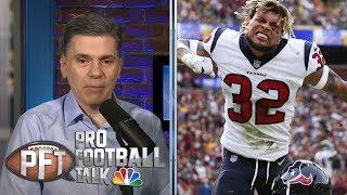 Tyrann Mathieu gives Chiefs attitude, flexibility | Pro Football Talk | NBC Sports