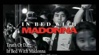 Truth or dare (In Bed with Madonna short montage) Serbian subtitle