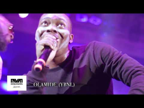 OLAMIDE YBNL   PERFORMANCE AT YBNL UK TOUR 2015