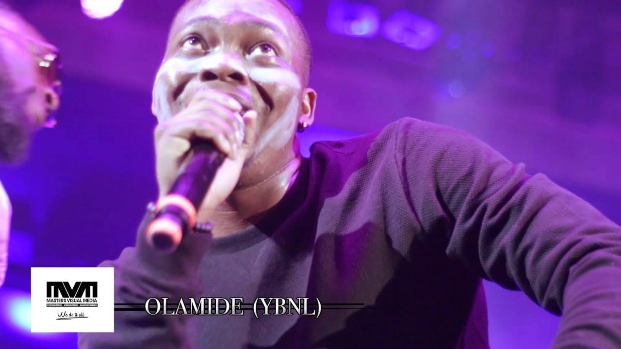 OLAMIDE YBNL- LIVE PERFORMANCE AT YBNL UK TOUR 2015
