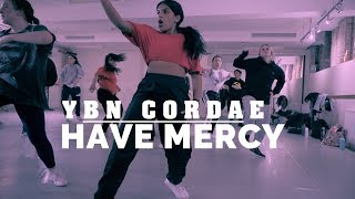 YBN Cordae  - HAVE MERCY | Apolonia Choreography Video