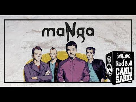 maNga - Dünyanın Sonuna Doğmuşum ( Red Bull Canlı Sahne )