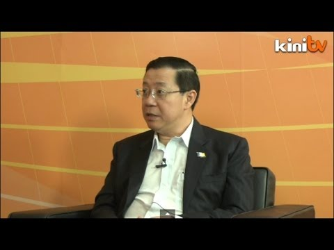 [KiniTalk] Penang not Singapore-wannabe, DAP not anti-Malay - Guan Eng