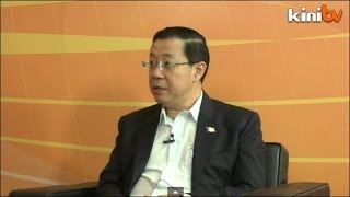 [KiniTalk] Penang not Singapore-wannabe, DAP not anti-Malay - Guan Eng
